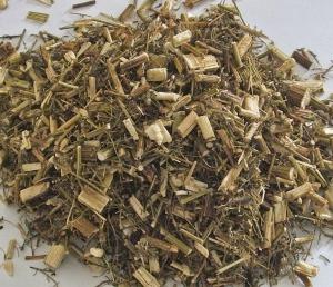 Artemisia annua essiccata - fusti